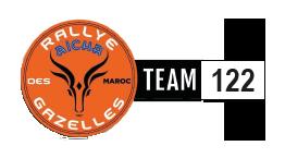team 122 logo