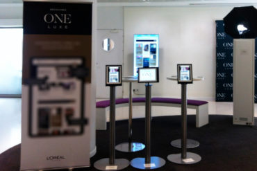 Lancement intranet One Luxe | L'oréal Luxe