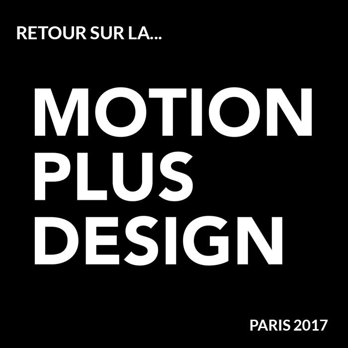 Motion - Tour d'horizon sur les meilleures tendances en motion design