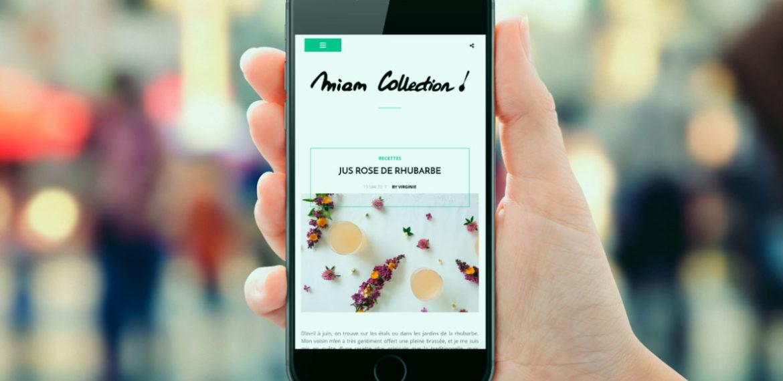 Miam Collection : Le blog culinaire de l'alimentation équilibrée