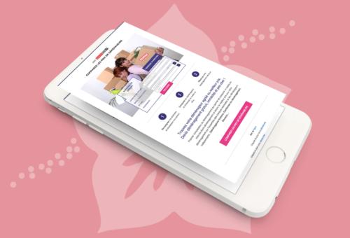 Visuels app mobile | Acheter-Louer